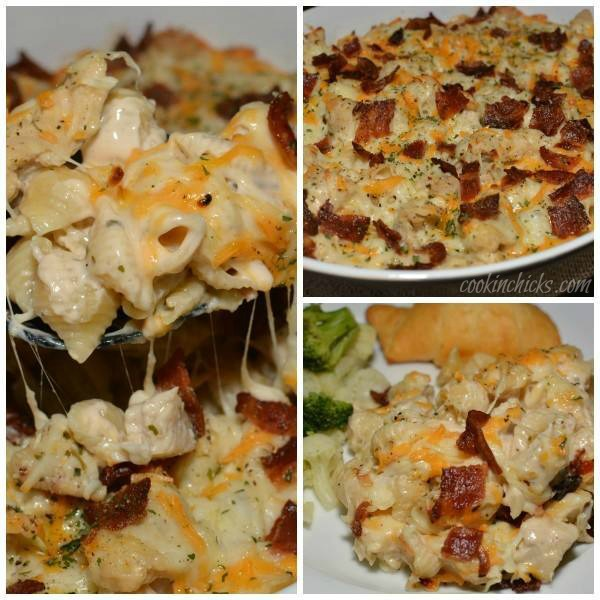 Chicken Bacon Ranch Casserole...these are the BEST Comfort Food Recipes
