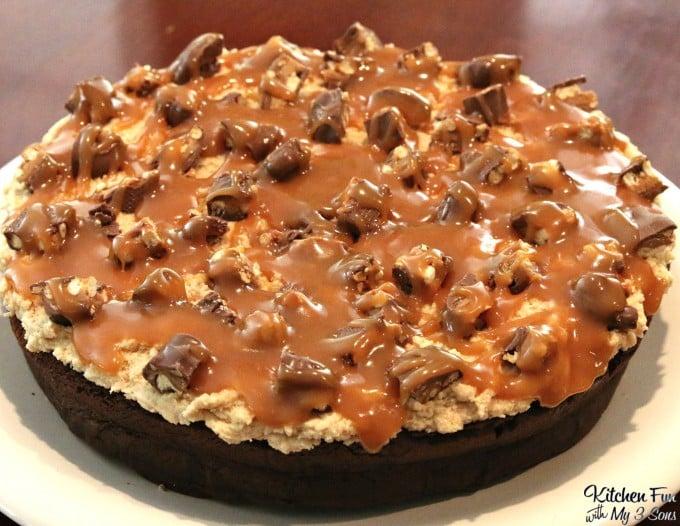 Peanut Butter Tandy Cake Balls