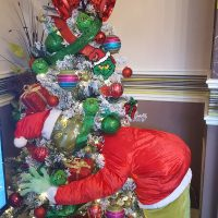 The Grinch Christmas Tree