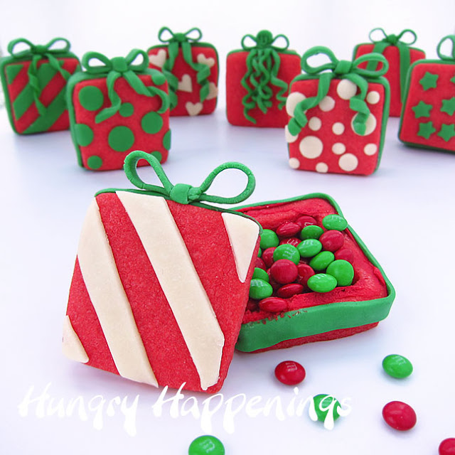 Christmas Gift Cookies...these are the BEST Christmas Cookie Recipes!