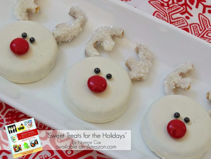 reindeer oreo cookiesthese are the best christmas cookie recipes - The Best Christmas Cookies