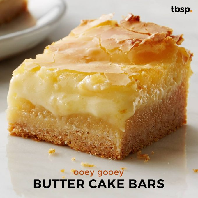 Ooey Gooey Butter Cake...these are the BEST Cake Recipe Ideas!
