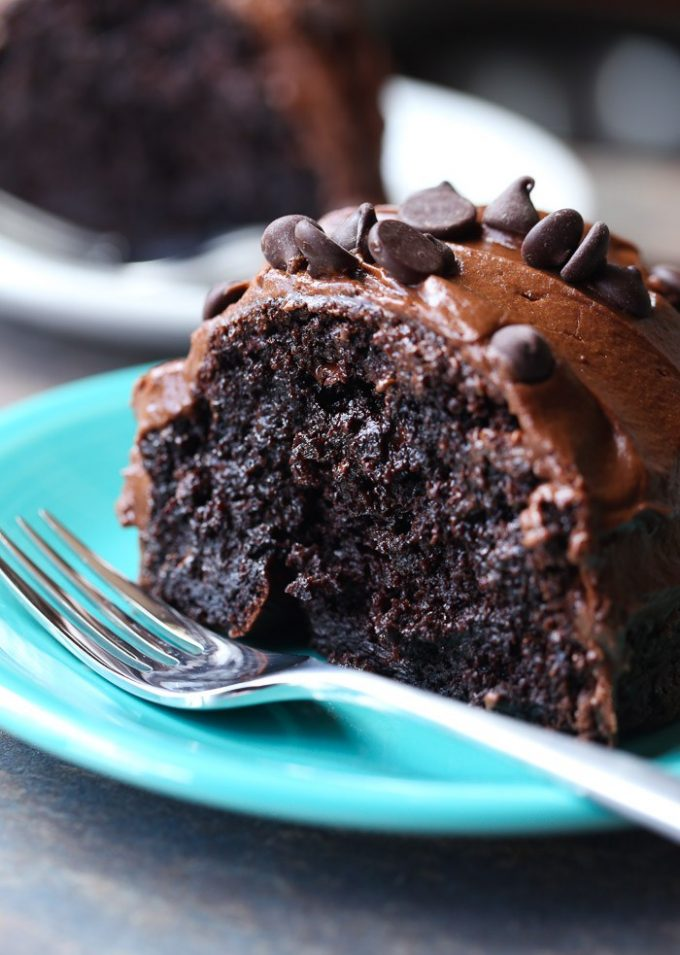 Ridiculous Chocolate Cake...these are the BEST Cake Recipes!