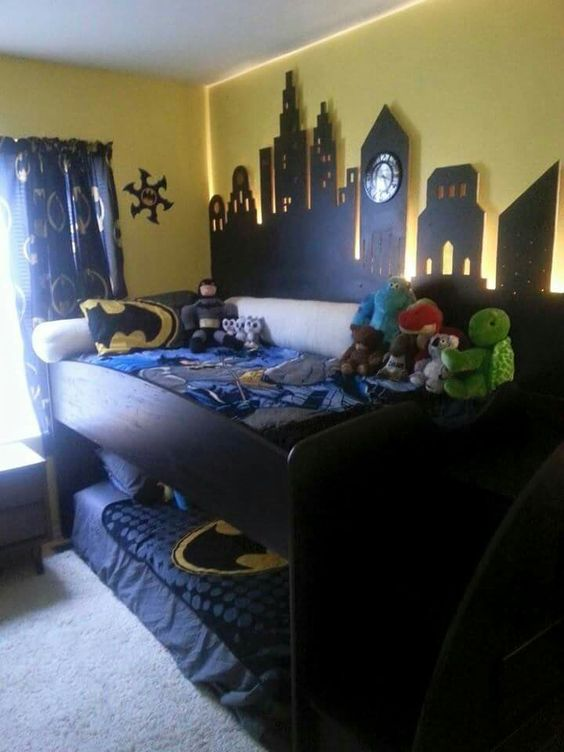 Batman Bunk Beds