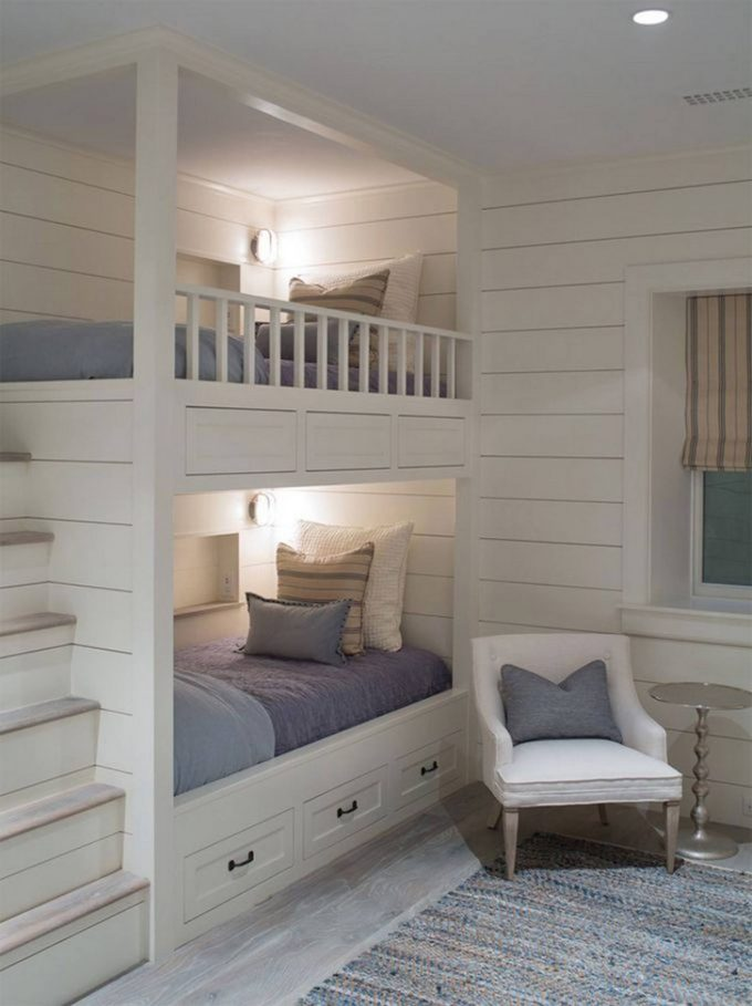 Built In Wall Bunk Beds These Are The Best Bed Ideas