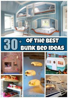 30+ Best Bunk Bed Ideas
