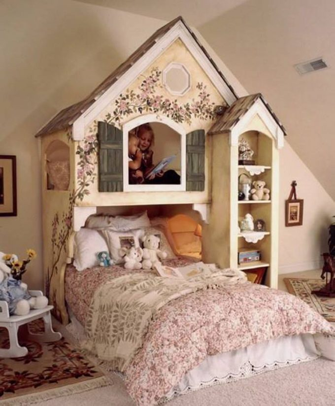 Inspirational Playhouse Bunk Bed these are the BEST Bunk Bed Ideas
