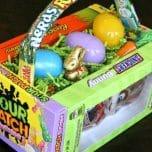 Candy Easter Basket