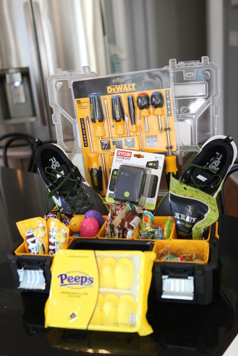 Tool Box Easter Basket