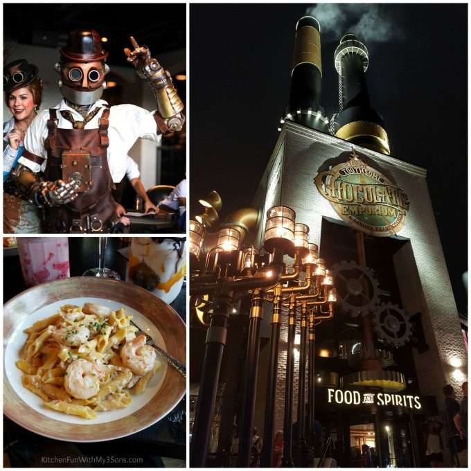 Universal Toothsome Chocolate Emporium