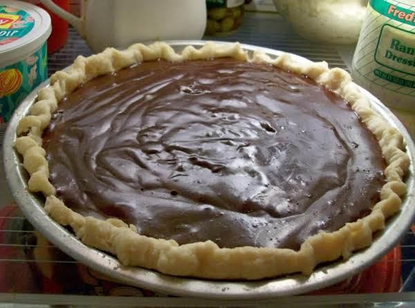All-Time Favorite Chocolate Cream Pie