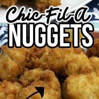 CopyCat ChicFilA Nuggets