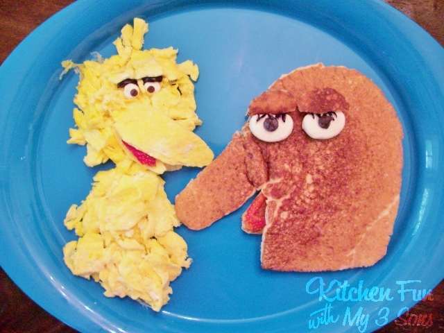 Big Bird Breakfast