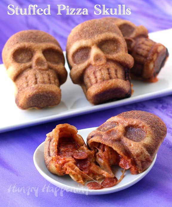 50+ of the BEST Halloween Food Ideas - Kitchen Fun With My 3 Sons