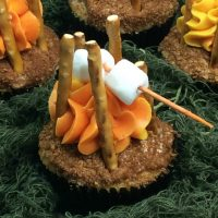 Campfire Cupcake Recipe