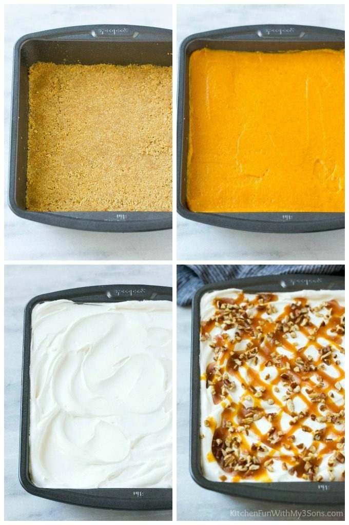 Pumpkin Lush Recipe