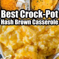 Crock Pot Hash Brown Casserole