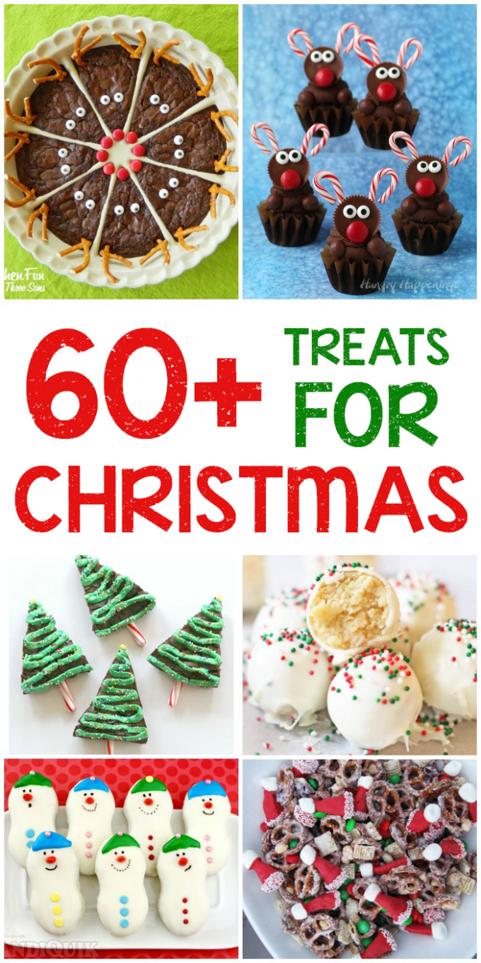 60+ of the Best Christmas Treats