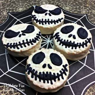 Jack Skellington Ding Dongs Kitchen