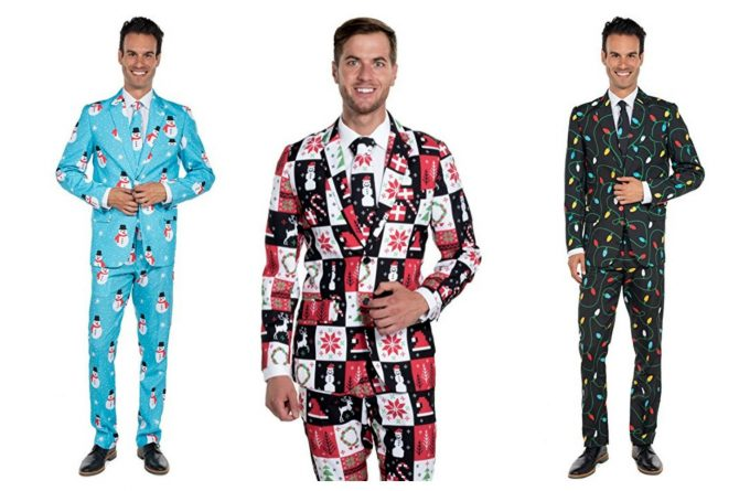 Ugly Christmas Suits