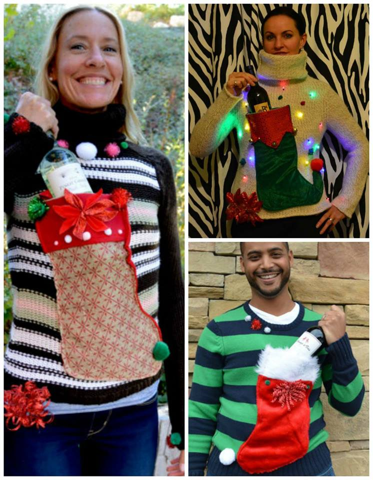 Superb Tacky Christmas Sweater Party Ideas Part - 7: The BEST Ugly Christmas Sweater Party Ideas!