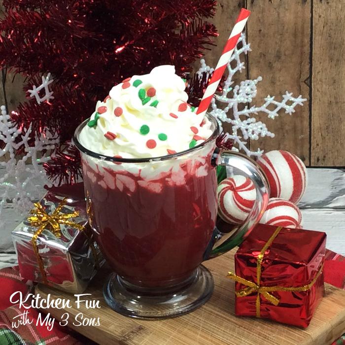 Red Velvet Hot Cocoa