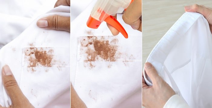 We are sharing our Stain Removal Guide with you today for you to print and keep on hand. This is great to reference for your typical stains.