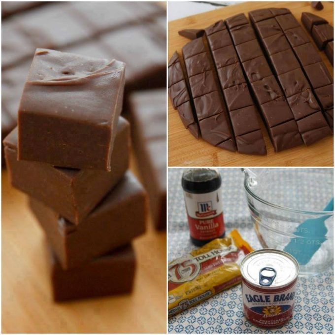 3 Minute Fudge - The BEST Holiday Fudge Recipes!