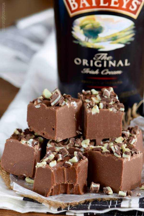 Bailey's Fudge - The BEST Holiday Fudge Recipes!