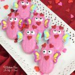 Love Bug Cookies