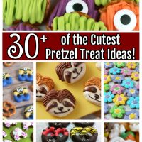 30+ of the Cutest Pretzel Treats