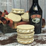 Baileys Irish Cream Coffee Cookie
