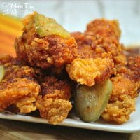 Nashville Chicken in the Air Fryer