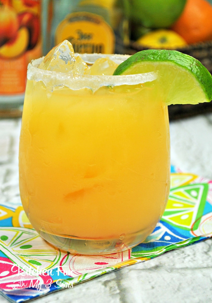 Sunrise Margarita