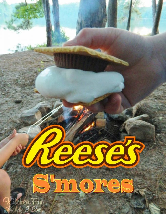 Reese's S'mores - Best S'mores recipes