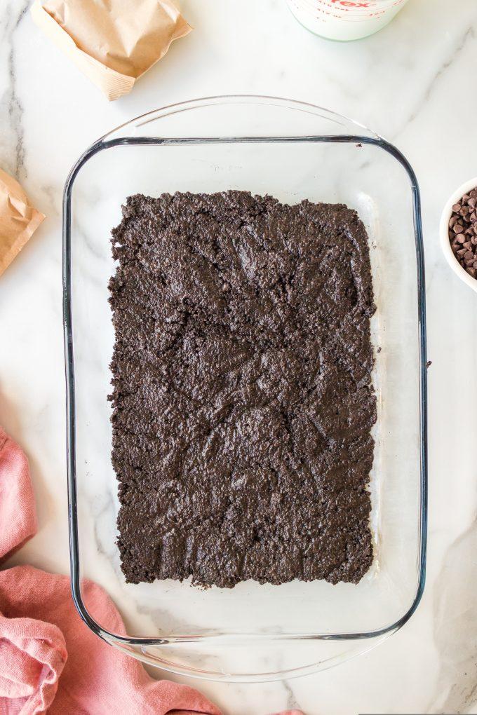 Oreo Crust