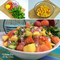 Peach Salsa Recipe