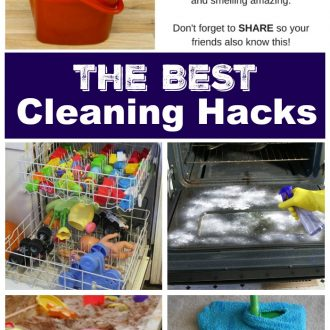 The BEST Cleaning Hacks!