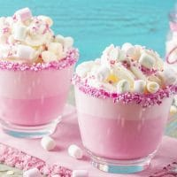 Sugar Plum Fairy White Chocolate Cocoa