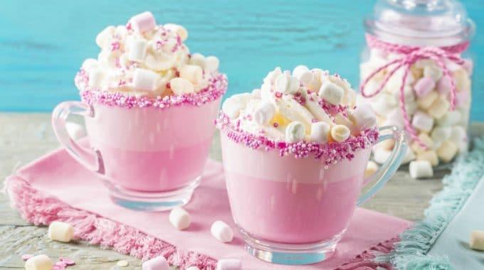 Sugarplum Fairy White Chocolate Hot Cocoa