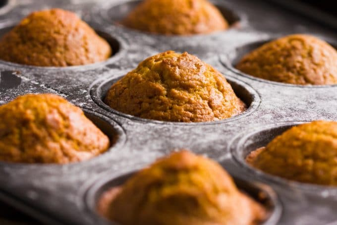 Sweet Potato Anti-Inflammatory Muffins