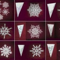 How to make Beautiful Paper Snowflakes