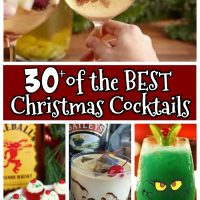 Over 30 of the BEST Christmas Cocktails