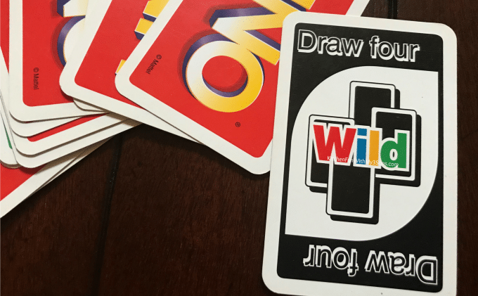 Draw 4 Rule - Turns out most of us have been playing Uno wrong for years!