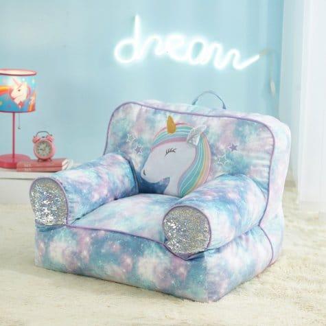 Unicorn Bean Bag Chair
