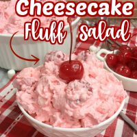 Cherry Fluff Salad