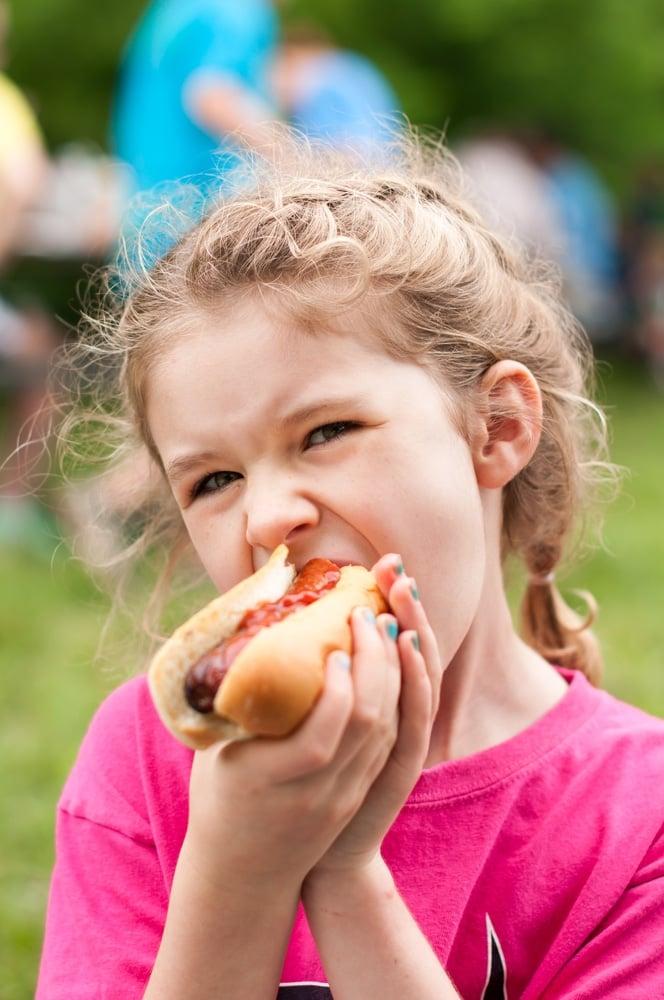 Child Hot Dog