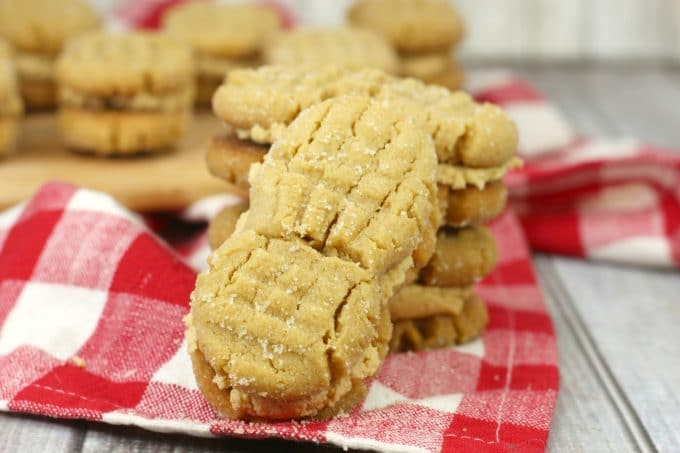 These Homemade Nutter Butters are the tastier, softer, creamier version of the classic cookie. This recipe is one you'll make you'll make over and over again.