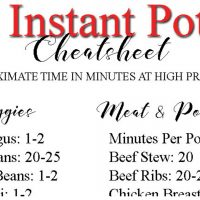 15 Instant Pot Tips for New Users (and a free printable)