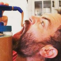 People Are Going Nuts Over This Dad's New Peanut Butter Pump